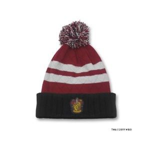 harry potter knitted beanie 🏏